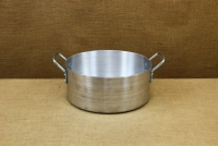 Aluminium Round Baking Pan Professional No34 13.5 liters First Depiction