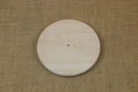 Wooden Cutting Board Round 27 cm First Depiction