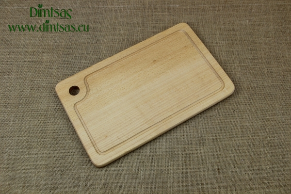 Wooden Cutting Board 37x25 cm