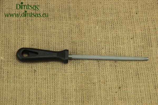 Μασάτι - Ακονιστήρι Μαχαιριών Οικιακής Χρήσης Χρωμιομένο Νο3
