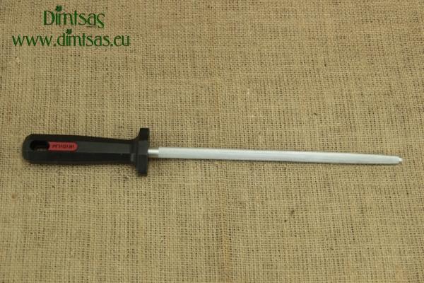 Μασάτι - Ακονιστήρι Μαχαιριών Επαγγελματικής Χρήσης Χρωμιομένο Νο6