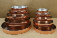 Copper Round Baking Pan No40 Eleventh Depiction