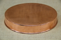 Copper Round Baking Pan No40 Third Depiction