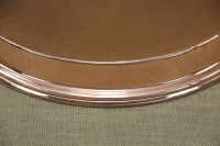 Copper Round Shallow Baking Pan No40 Second Depiction