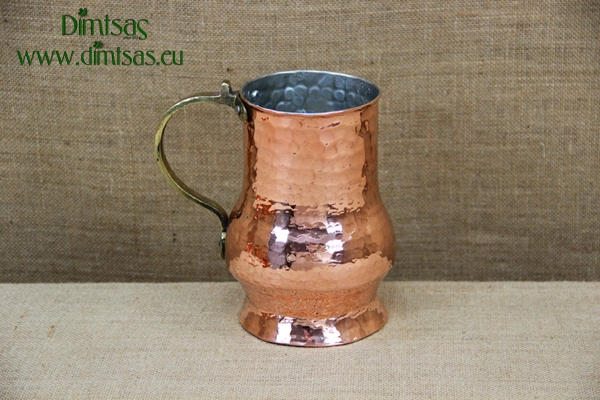 Copper Pannikin - Jug 1450 ml