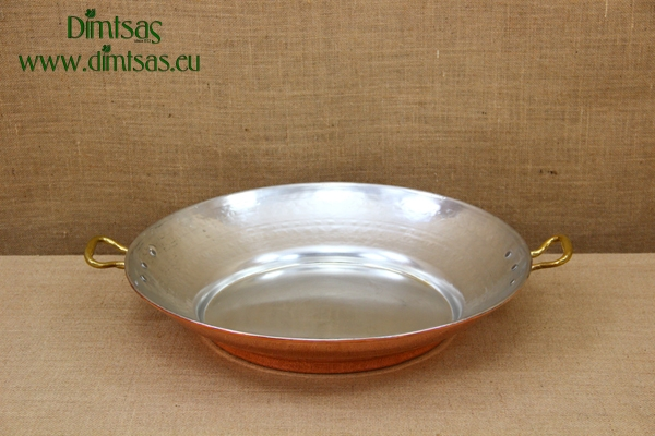 Copper Serving Platter No2