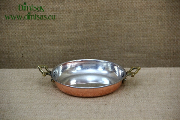 Copper Round Pan No7