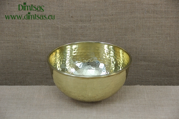 Brass Wash Basin No2