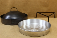 Dutch Oven Metallic Traditional No40 Tenth Depiction