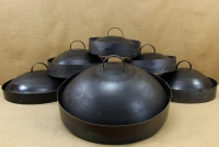 Dutch Oven Metallic Traditional No45 Fourteenth Depiction