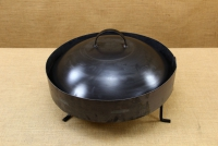 Dutch Oven Metallic Traditional No45 Fourth Depiction