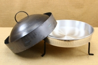 Dutch Oven Metallic Traditional No45 Eighth Depiction