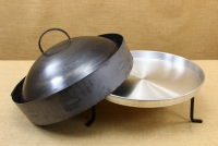Dutch Oven Metallic Traditional No48 Seventh Depiction