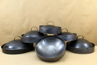 Dutch Oven Metallic Traditional No55 Thirteenth Depiction