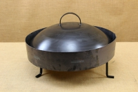Dutch Oven Metallic Traditional No55 Fifth Depiction