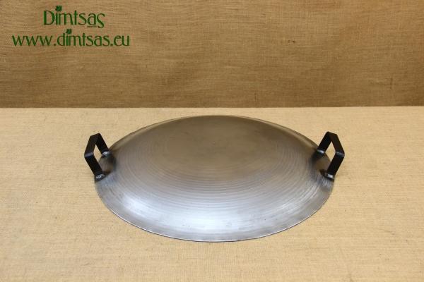 Round Metal Griddle No60