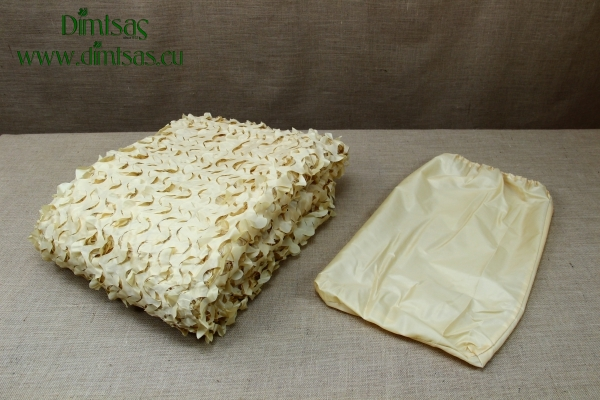 Camouflage Net - Sun Protection Beige 4x6