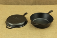 Lodge Cast Iron Combo Cooker 26 cm – 2.8 lit – Depth 7 cm Third Depiction