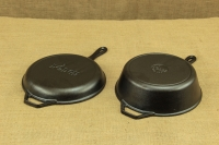 Lodge Cast Iron Combo Cooker 26 cm – 2.8 lit – Depth 7 cm Fourth Depiction