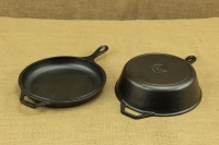 Lodge Cast Iron Combo Cooker 26 cm – 2.8 lit – Depth 7 cm Sixth Depiction