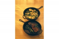 Lodge Cast Iron Combo Cooker 26 cm – 2.8 lit – Depth 7 cm Ninth Depiction