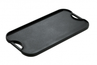 Lodge Cast Iron Reversible Pro Grid Iron Griddle 51x26.5 cm Double Sided Ninth Depiction