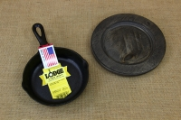 Lodge Cast Iron Skillet 16.5 cm – Depth 3.1 cm Sixth Depiction
