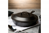 Lodge Cast Iron Skillet 23 cm – Depth 4.4 cm Eleventh Depiction