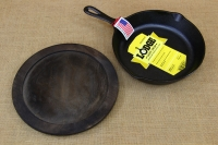 Lodge Cast Iron Skillet 23 cm – Depth 4.4 cm Second Depiction