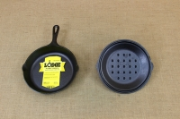 Lodge Cast Iron Skillet 23 cm – Depth 4.4 cm Seventh Depiction