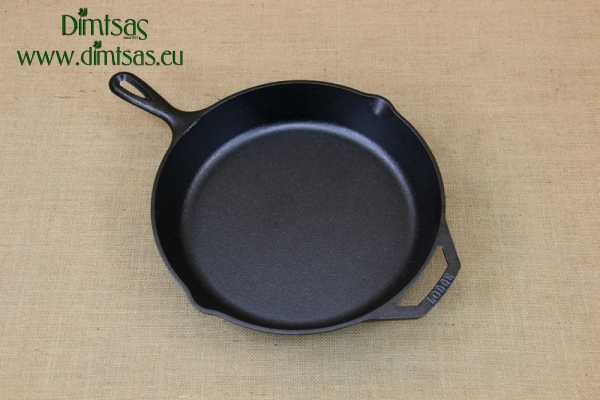 Lodge Cast Iron Skillet 30.5 cm – Depth 5 cm