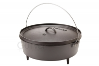 Lodge Cast Iron Camp Dutch Oven 11.4 lit Seventh Depiction