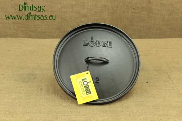 Lodge Cast Iron Camp Oven Lid 40.5 cm