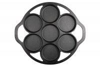Lodge Cast Iron Mini Cake Pan Fourth Depiction