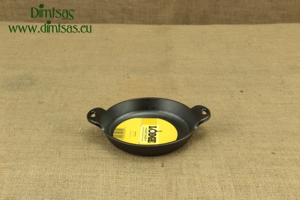 Lodge Cast Iron Round Mini Server
