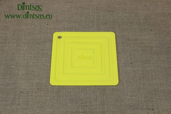 Silicone Pot Holder Yellow