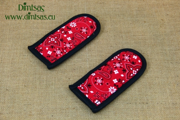Hot Handle Holder Bandana Set of 2