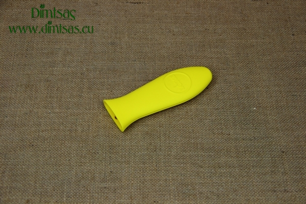 Silicone Hot Handle Holder Yellow