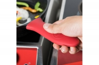 Silicone Hot Handle Holder Red Ninth Depiction