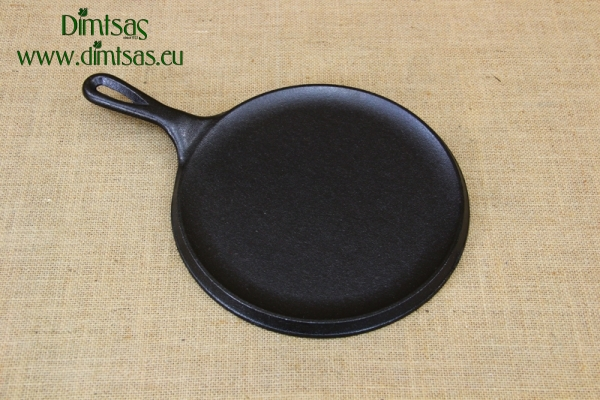 Shallow Round Griddle 22cm