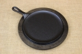 Shallow Round Griddle 22cm Eighth Depiction
