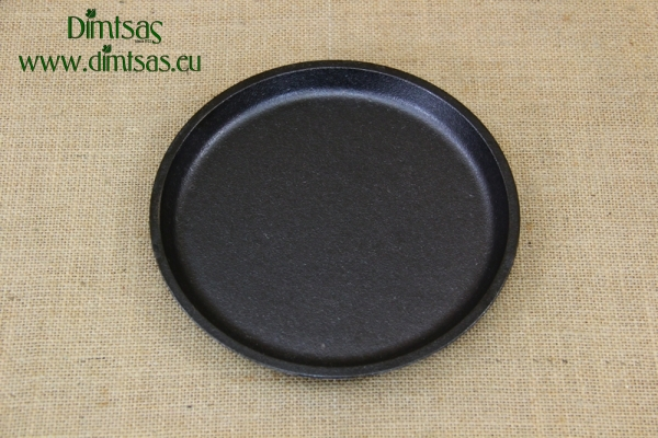 Round Griddle Handle-less 19 cm