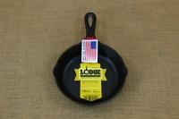 Lodge Cast Iron Heat-treated Skillet 16.5 cm – Depth 3.1 cm First Depiction