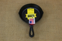 Lodge Cast Iron Heat-treated Skillet 16.5 cm – Depth 3.1 cm Fourth Depiction