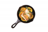 Lodge Cast Iron Heat-treated Skillet 16.5 cm – Depth 3.1 cm Eighth Depiction