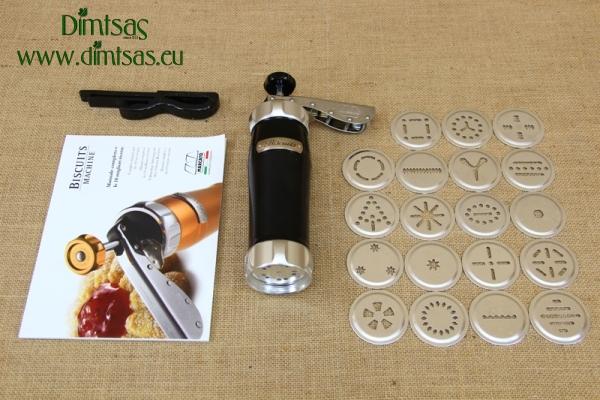 Μηχανή για Κιμά, Κουλουράκια, Λουκάνικα Ανοξείδωτη Νο10