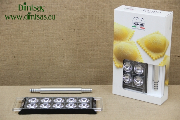Ravioli Tablet Marcato Black
