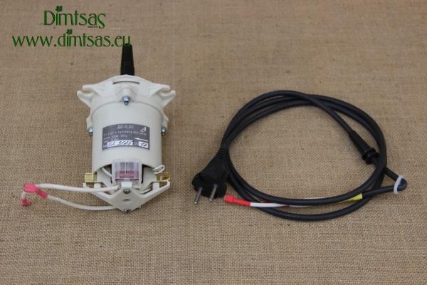 Ηλεκτρικό Μοτέρ Κορυφολόγου - Διαχωριστή Κρέμας Γάλακτος Motor Sich