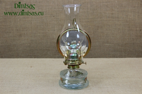 Oil Lamp Eagle with Mirror