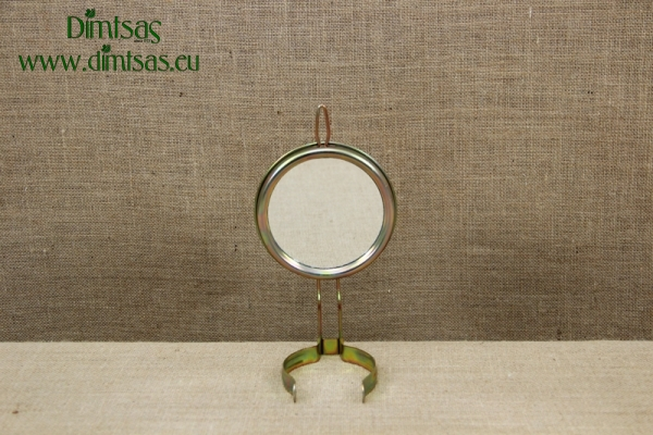 Holder with Mirror for Oil Lamp No8